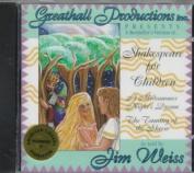 Shakespeare for Children [Audio]