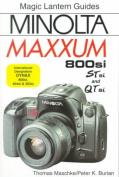 Minolta Dynax 800si/404si/303si