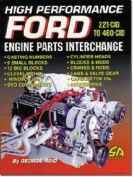 High Performance Ford Engine Parts Interchange