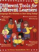 Essential Learning Products ELP454866 Different Tools For Different- Learners Language Arts Activities