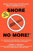 Snore No More!t