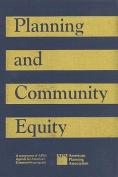 Planning & Community Equity