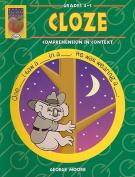 Cloze, Grades 4-5