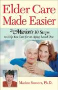 Elder Care Made Easier