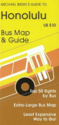 Honolulu: Bus Map and Guide
