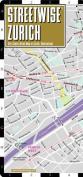 Streetwise Zurich Map - Laminated City Street Map of Zurich, Switzerland