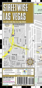 Streetwise Las Vegas Map - Laminated City Street Map of Las Vegas, Nevada