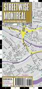 Streetwise Montreal Map - Laminated City Street Map of Montreal, Canada