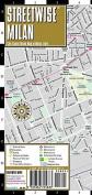 Streetwise Milan Map - Laminated City Street Map of Milan, Italy