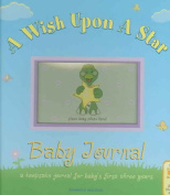 A Wish Upon a Star Baby Journal