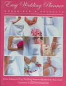 Easy Wedding Planner Organizer & Keepsake
