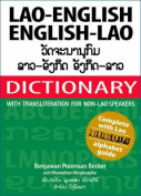 Lao-English and English-Lao Dictionary