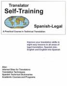 Translator Self-Training Program, Spanish Legal