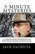 5-Minute Mysteries