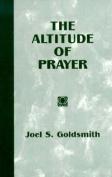 The Altitude of Prayer