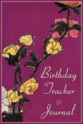 Birthday Tracker & Journal