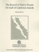 The Record of Native People on Gulf of California Islands