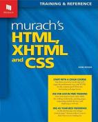 Murach's HTML, XHTML & CSS