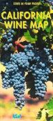 California Wine Map