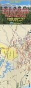 Santa Barbara/San Luis Obispo/Paso Robles Wine Country Map and Guide