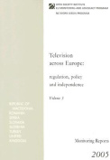 Television Across Europe Volume 3