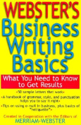 Webster's Business Writing Basics