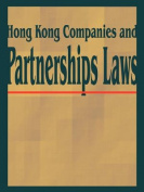Hong Kong Companies and Partnerships Laws