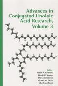 Advances in Conjugated Linoleic Acid Research, Volume 3