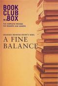 """Bookclub-in-a-Box"" Discusses the Novel ""A Fine Balance"""