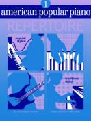 American Popular Piano Repertoire 1