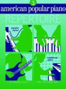 American Popular Piano Repertoire 3