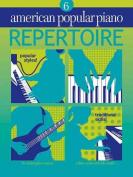American Popular Piano - Repertoire