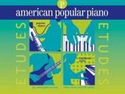 American Popular Piano Etudes Preparatory