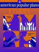 American Popular Piano Etudes 4