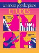 American Popular Piano, Etudes Level 8