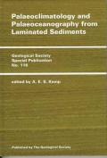 Palaeoclimatology and Palaeoceanography from Laminated Sediments