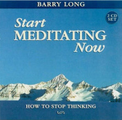 Start Meditating Now