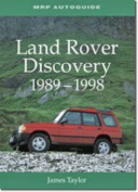 Land Rover Discovery 1989-1998