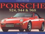 Porsche 924, 944, and 968