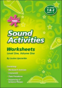 Sounds Activities: Worksheets
