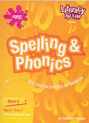 Literacy for Life: Spelling and Phonics