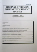 Journal of Roman Military Equipment Studies 7, 1996