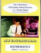 Mathematics-volume One (Standard Format)