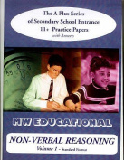 Non-verbal Reasoning: v. 1