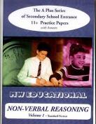 Non-verbal Reasoning: v. 1