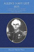 Allen's Navy List 1855