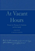 At Vacant Hours