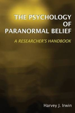 Free PDF The Psychology of Paranormal Belief