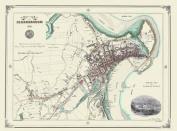 Map of Scarborough, 1852