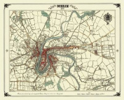Durham 1857 Map